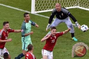 Hungaria dan Portugal melaju setelah bermain imbang