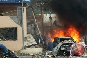 Menteri Somalia tewas dalam serangan di hotel