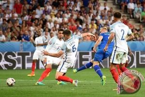 Islandia singkirkan Inggris dari Piala Eropa