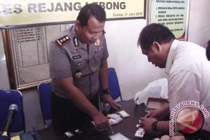 Polisi telusuri asal sabu-sabu seberat 50 gram
