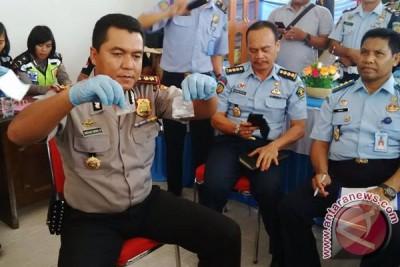 Polisi kembali temukan sabu di Lapas Bengkulu