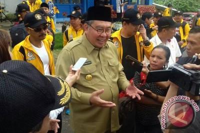Gubernur Bengkulu luncurkan delapan toko tani