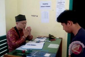 Masjid Mulai Bagikan Kupon Zakat Fitrah