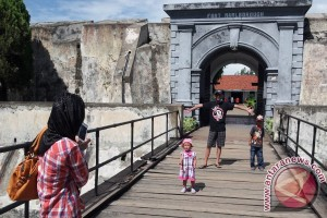 4.000 Orang Mengunjungi Benteng Marlborough Bengkulu