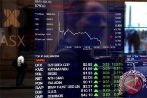 Pasar saham Australia dibuka sedikit lebih tinggi