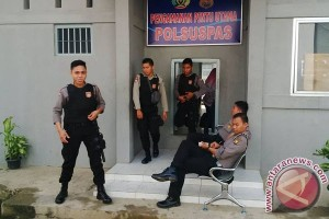 Polisi ambil alih tugas pengamanan Lapas Bengkulu