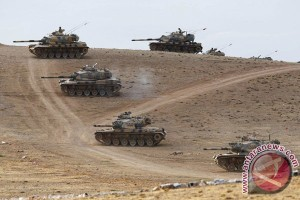 Turki akan merestrukturisasi militernya usai upaya kudeta