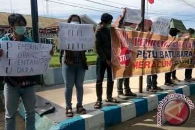 Demo penolakan warnai pembahasan Amdal PLTU
