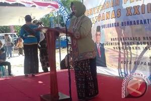 Erny Tjahjo: Harganas bangkitkan program KB dan pembangunan keluarga