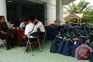 Kemenag Rejanglebong kirimkan 180 koper JCH