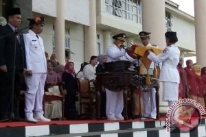 Mukomuko gelar upacara peringati HUT ke-71 RI
