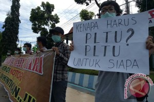 Aktivis Lingkungan Khawatirkan Pengembangan PLTU Di Sumatera