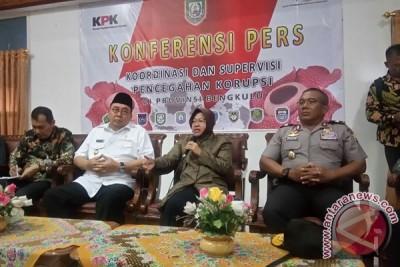 Rismaharini bicara tata kelola pemerintahan di Bengkulu