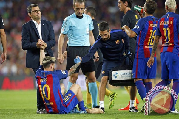 Kasihan, Barca kalah dari Espanyol di Piala Raja