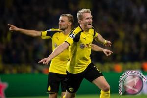 Masuk sebagai pengganti, Schuerrle batalkan kemenangan Real