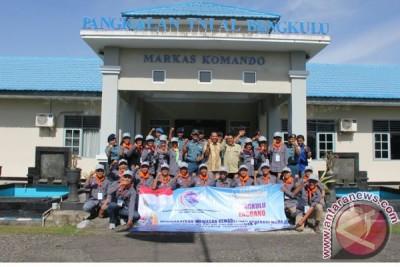 Danlanal lepas Ekspedisi Nusantara Jaya Pulau Enggano