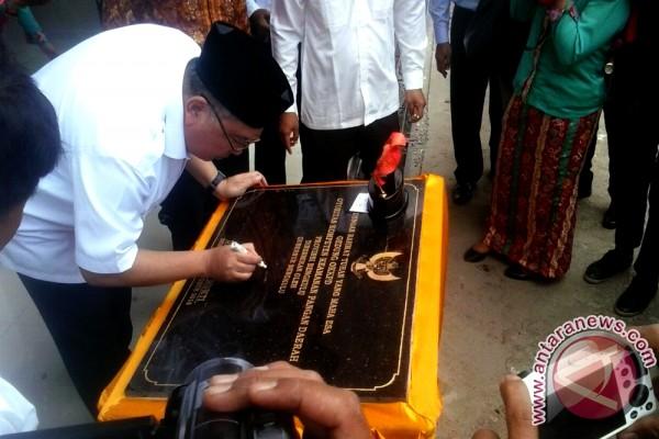 Gubernur Resmikan Otoritas Kompeten Keamanan Pangan Daerah Bengkulu