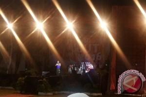 Warga Bengkulu padati pasar rakyat Festival Tabot