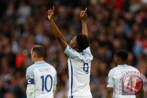 Inggris menang 3-0 atas Skotlandia