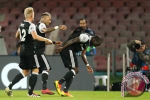 Aboubakar bawa Besiktar menang dramatis atas Napoli