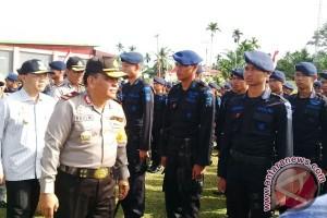 Kepolisian siapkan 3.200 personel mengamankan Pilkada Benteng