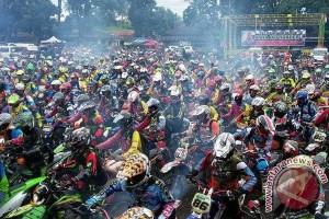 Ribuan pembalap ikuti jelajah alam Rejang Lebong