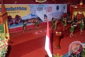 BNN Bengkulu kampanye pemberantasan narkoba lewat seni-budaya
