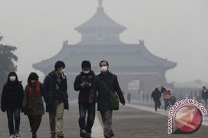 Krisis Udara Di China Utara Kian Parah