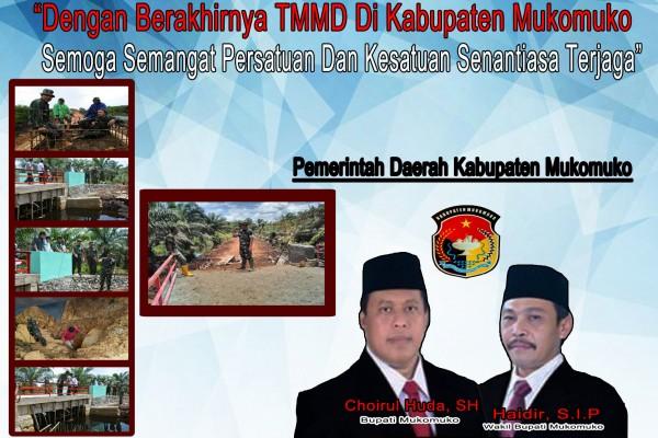 Penutupan TMMD