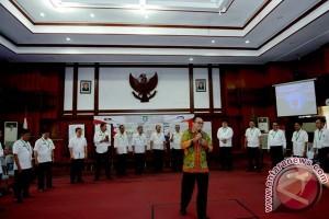 KPK lanjutkan pendampingan pencegahan KKN di Bengkulu