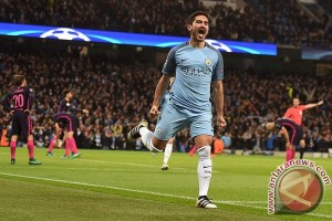 Kemenangan meyakinkan, Pep berhasil bawa City bungkam Barca