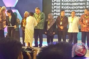 "Pemprov Bengkulu raih ""National Procurement Award"""