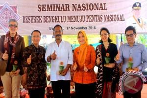 Batik Besurek Menuju Pentas Nasional