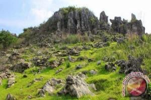 Menikmati Taman Batu di Bandung yang Instagrammable