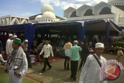 Umat Islam Bengkulu doakan etnis Rohingya