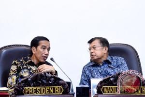 Presiden: Tiga Provinsi Dikaji Sebagai Ibu Kota