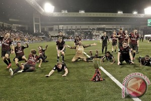 Donnarumma Bawa Milan Menangi Piala Super Italia