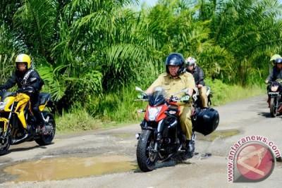 Gubernur Bengkulu Kecelakaan Saat Blusukan