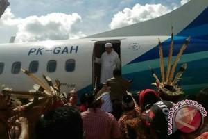 Kedatangan Wasekjen MUI Ditolak Di Bandara Sintang, Kalbar