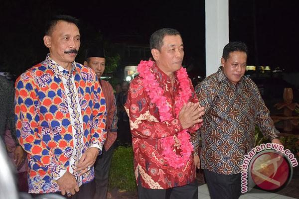 Kejati Bengkulu Kunjungan Kerja Ke Kabupaten Mukomuko