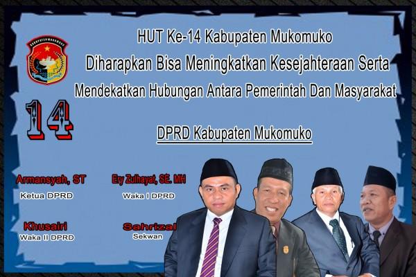 DPRD Mukomuko
