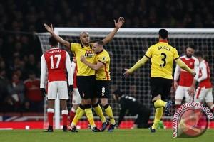 Arsenal Takluk 1-2 Dari Watford
