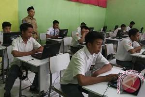 Ombudsman Bengkulu Pantau Ujian Nasional SMK