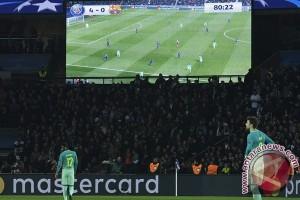 Suarez: Barcelona Belum Menyerah Di Liga Champions