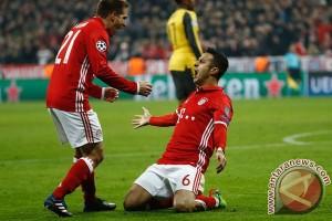 Bayern Munich Hancurkan Arsenal 5-1