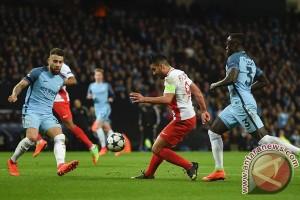 Manchester City Menang 5-3 Atas Monaco