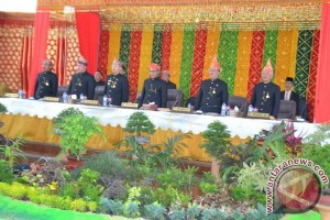 DPRD Mukomuko Gelar Paripurna Peringati Hari Jadi Ke-14