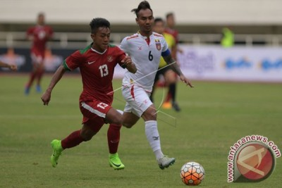 Indonesia Kalah Dari Myanmar 1-3