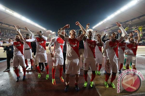 Monaco Raih Gelar Perdana Dalam 17 Tahun