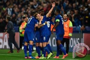 Sikat Sevilla 2-0, Leicester Lolos Ke Perempatfinal Liga Champions
